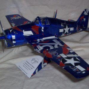 soda can model Grumman Hellcat