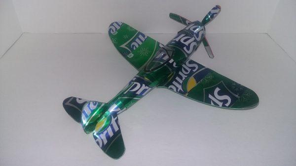 soda can aircraft plans