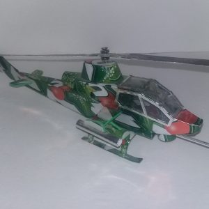 soda can model Bell AH1 cobra
