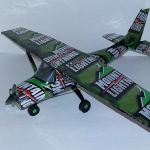 soda can airplane Cessna !72