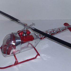 soda can model Bell 47
