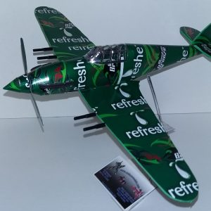 soda can model Hawker Hurricane