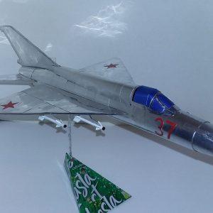 Coke can airplane plans PDF