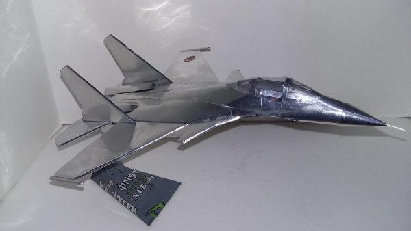 soda can model SU-30MKI