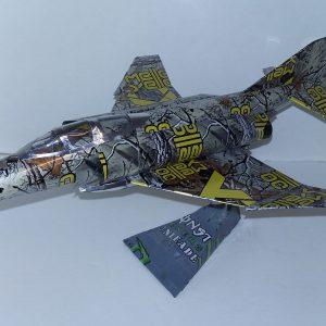 soda can model f-4 Phantom
