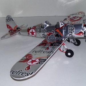 Coke Can airplane Ryan PT-22